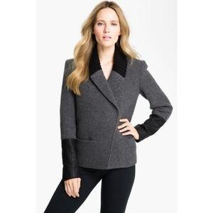 Theory cashmere blazer size large